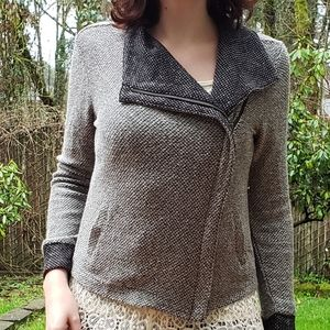 Soft Charcoal Jacket